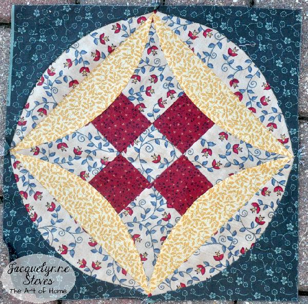 Curved Piecing Block- Jacquelynne Steves