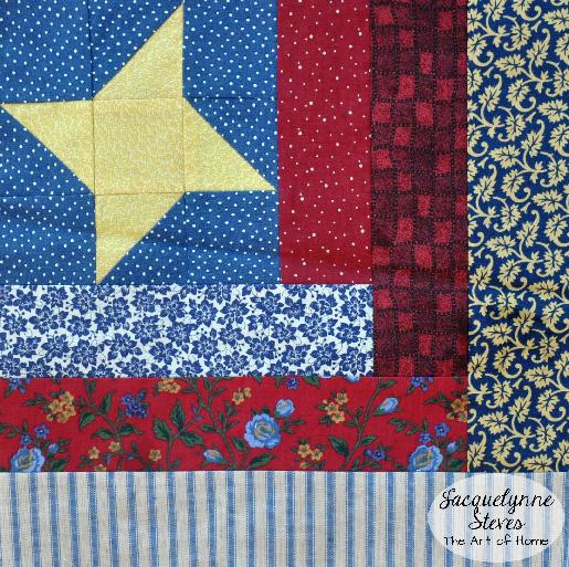 Star block- Jacquelynne Steves