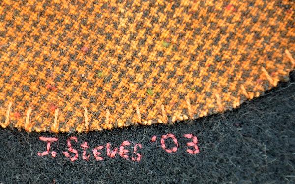 Wool Applique- Jacquelynne Steves