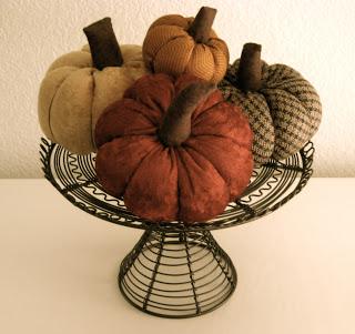 Fabric Pumpkin Patch tutorial
