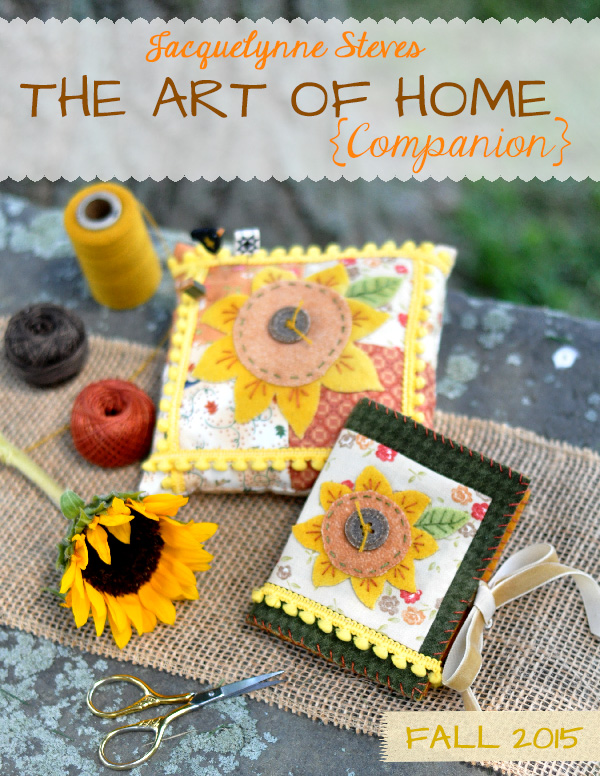 The Art of Home Fall 2015 Issue is here