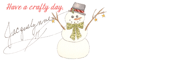 Have A Crafty Day-Snowman_JacquelynneSteves