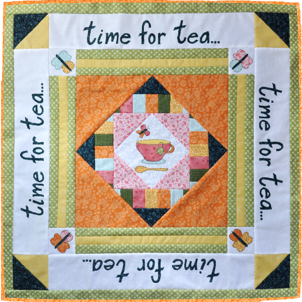 A New Mini Quilt Pattern…