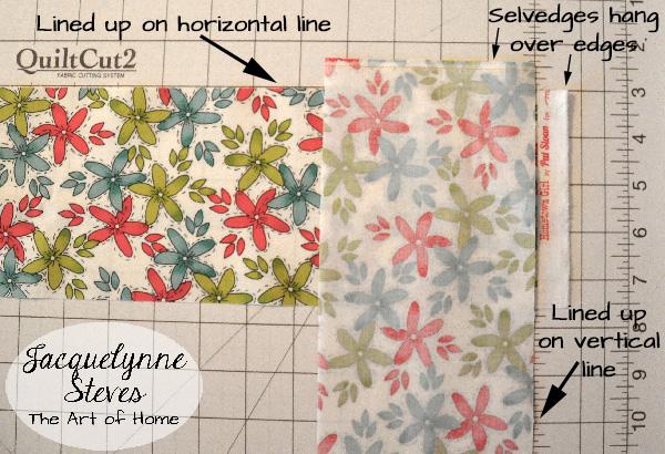 Fabric Strip Piecing Tutorial- Jacquelynne Steves-b