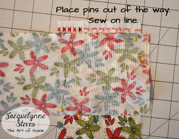 Fabric Strip Piecing Tutorial- Jacquelynne Steves-e