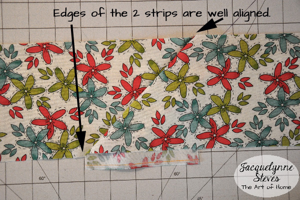 Fabric Strip Piecing Tutorial- Jacquelynne Steves-f