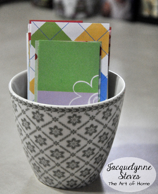 Journal Jar- Jacquelynne Steves-e