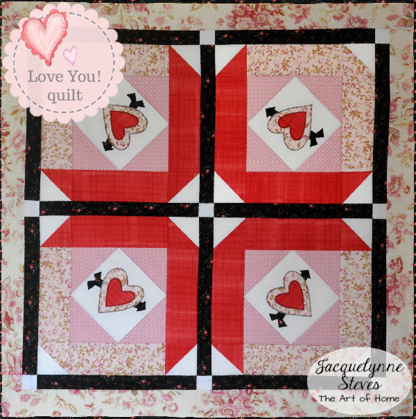 Small & Sweet Mini Quilt Club starts today!!