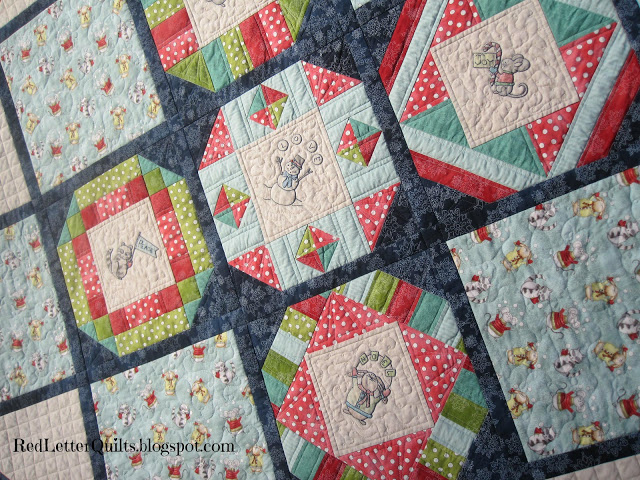 RedLetterQuiltsCozyAfternoonQuilt