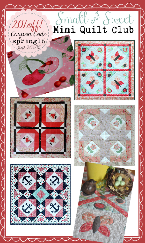 SmallAndSweetMiniQuiltClub-CollageSale