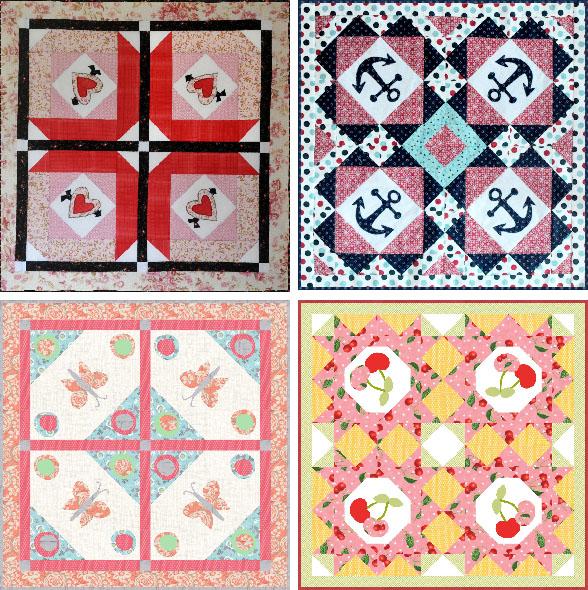 Small and Sweet Mini Club Patterns