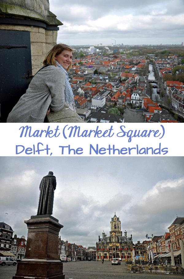 Markt,Delft-JacquelynneSteves