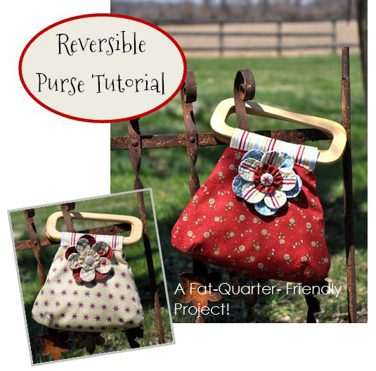 Reversible Purse Tutorial