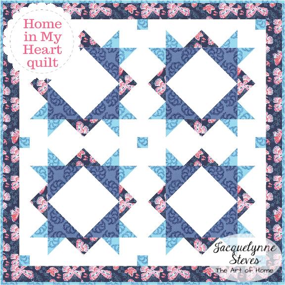 HomeInMyHeartQuiltPattern-JacquelynneSteves-Aria