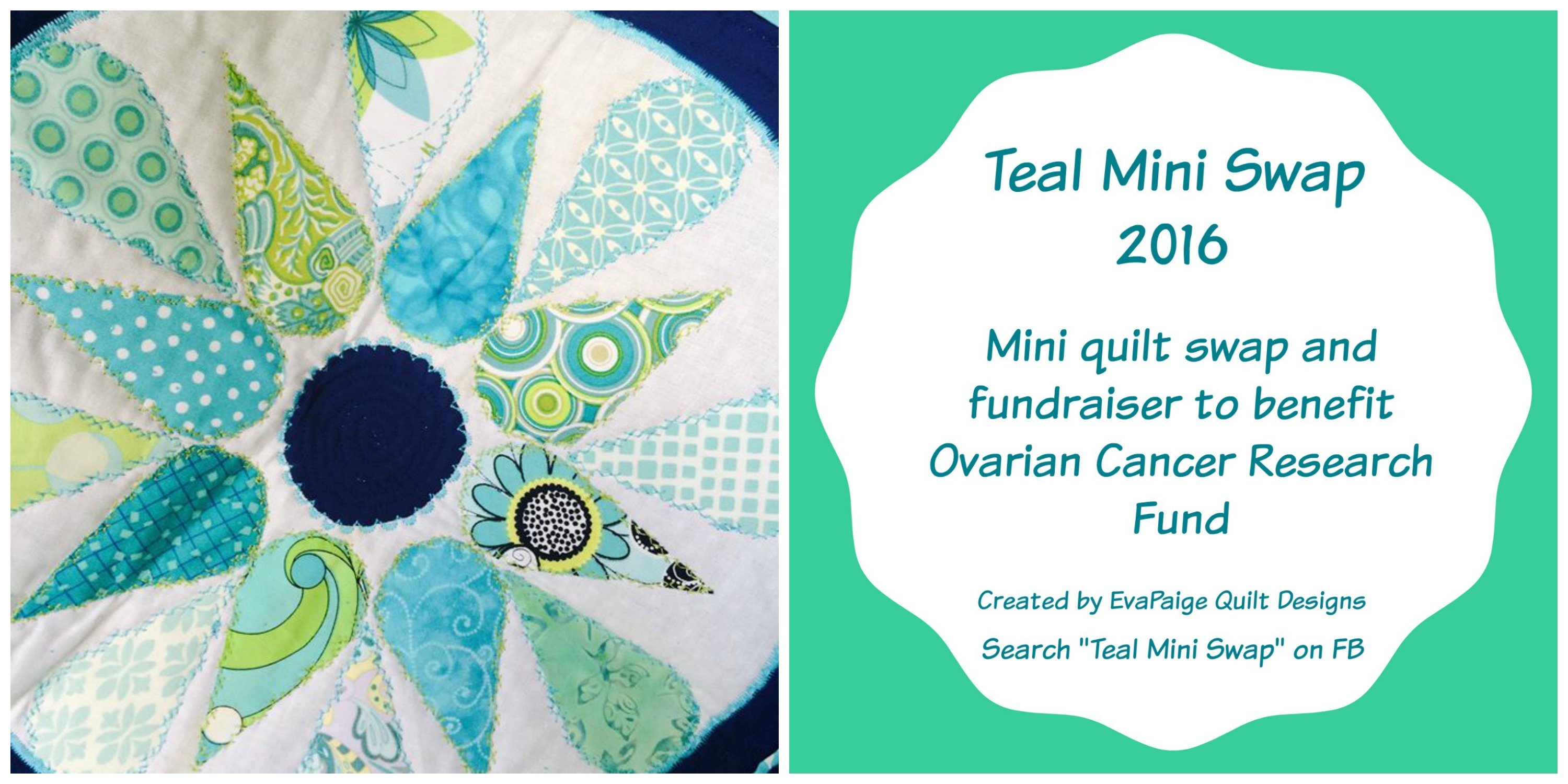 Teal Mini Swap for Ovarian Cancer Research