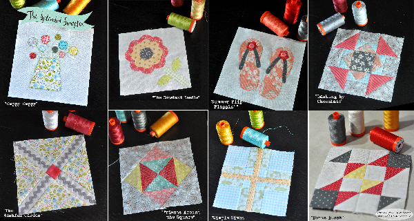 More Splendid Sampler Blocks & Giveaway!