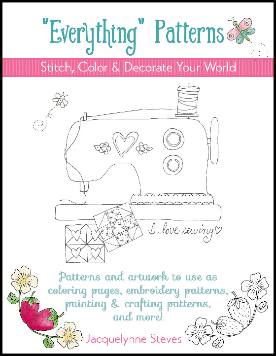 Everything Patterns Ebook and Big Announcement!