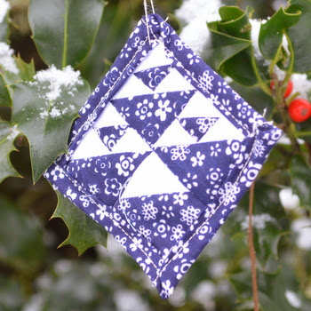 Quilted Christmas Ornaments.30 Super Cute Free Christmas Ornament Patterns Jacquelynne