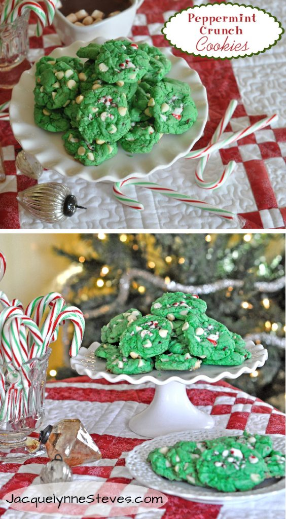 peppermintcrunchcookiesrecipes2-jacquelynnesteves