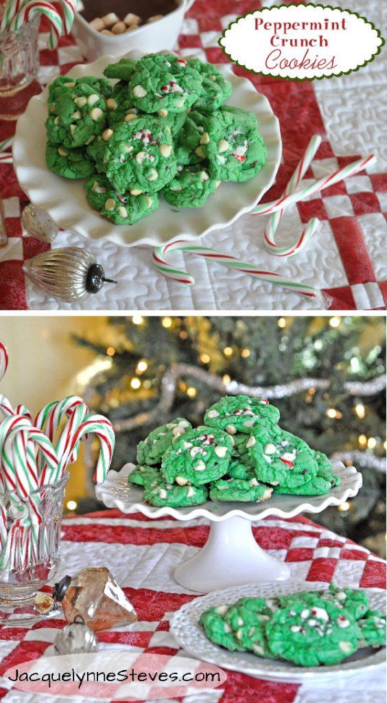 peppermintcrunchcookiesrecipes2-jacquelynnesteves