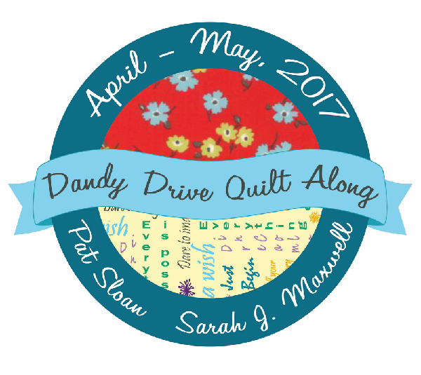 The Dandy Drive Sew Along is coming…