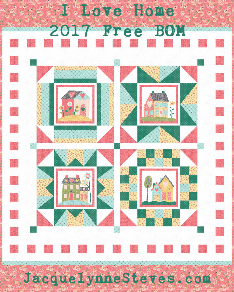 Free Block Of The Month Quilt Patterns 2017 Interesting Inspiration