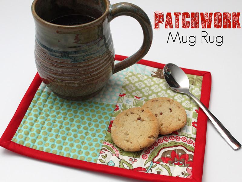 22 Adorable Free Mug Rug Patterns