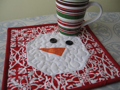 24 Free Snowman Projects to Sew - Jacquelynne Steves