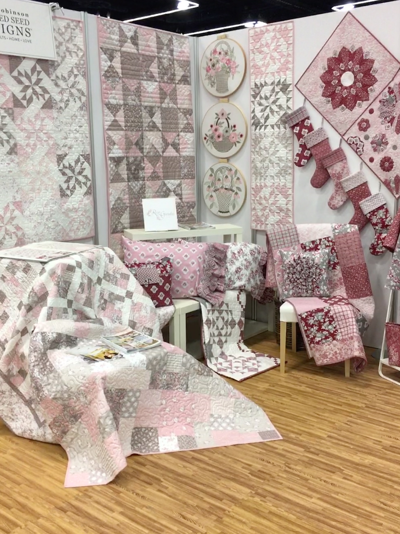 International Quilt Market Spring 2018, part 2