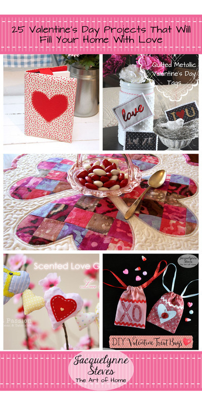 25 Valentine's Day Projects That Will Fill Your Home With Love