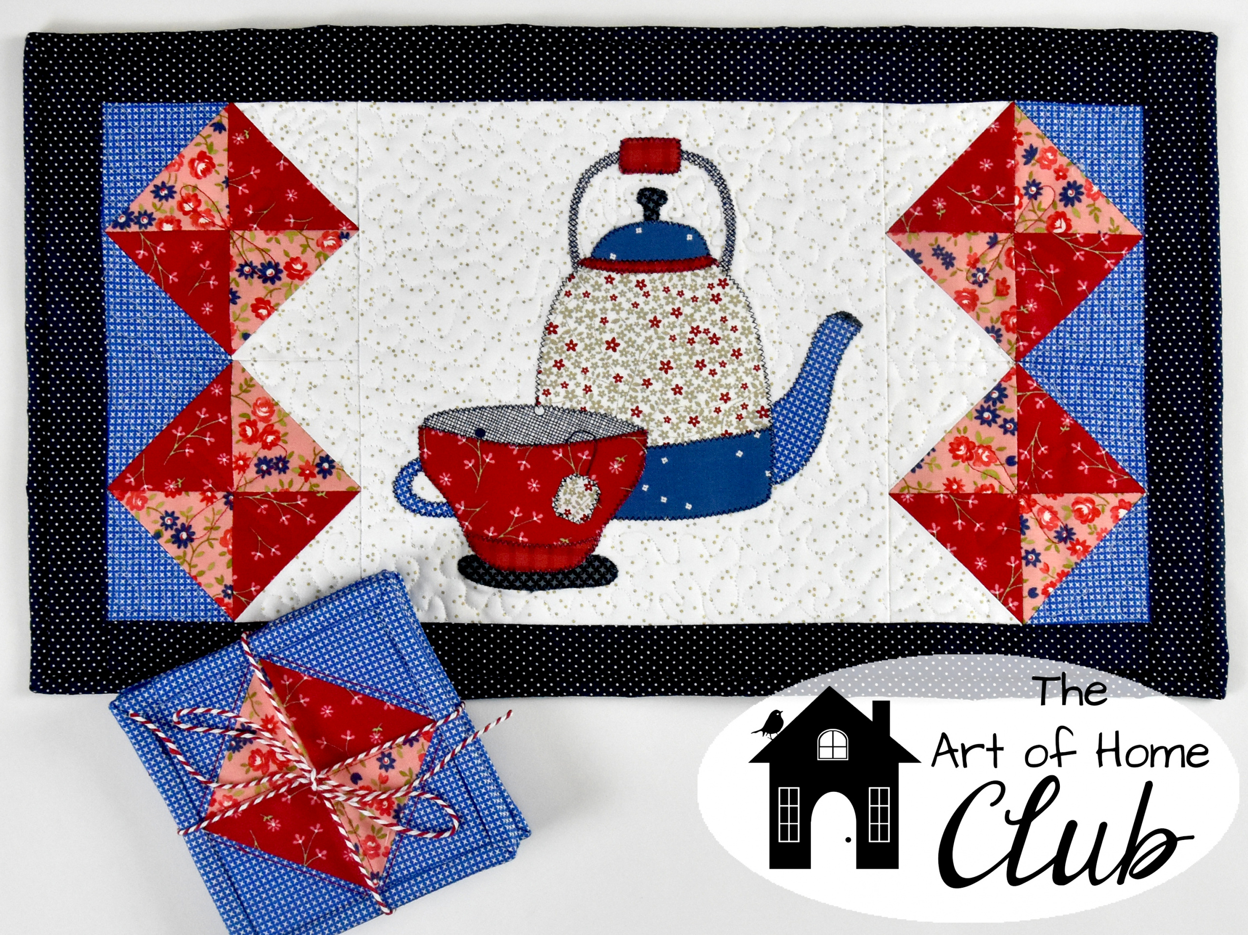 Fond Friends- our adorable new pattern collection!