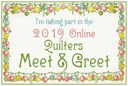 Quilters Meet & Greet- so fun!!