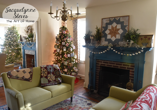 2018 Christmas House Tour- The Art of Home