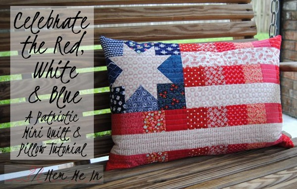 21 Free Red White And Blue Quilt Patterns Jacquelynne